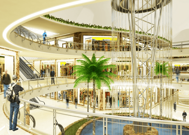Designing commercial and administrative Complex – Kish Island